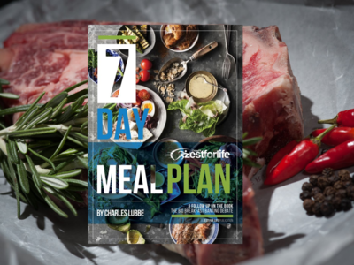 03.7 Day Meal Plans Ebook . Heal Your Gut