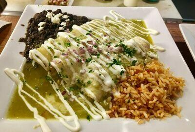 Enchilada Kit for 1