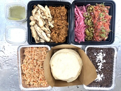 Taco Kit for 4