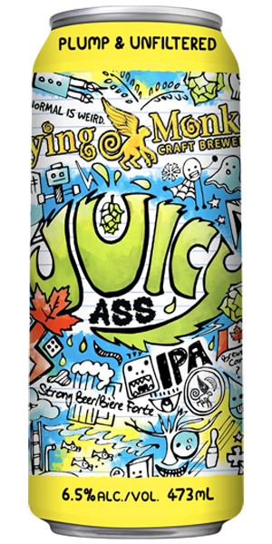 Flying Monkeys - Juicy Ass IPA