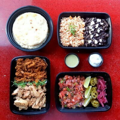 Taco Kit for 2