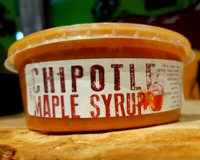 Chipotle Maple Syrup