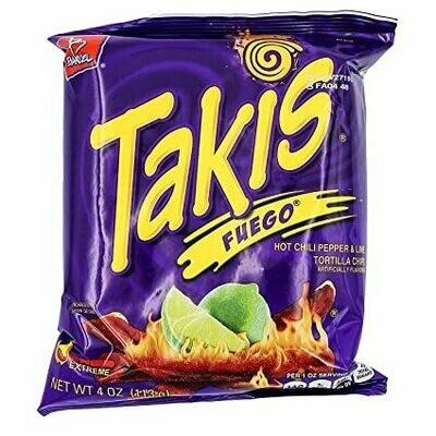 Takis - Fuego