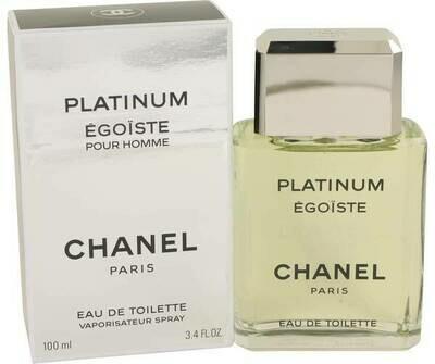 Egoiste Platinum Cologne By Chanel For Men