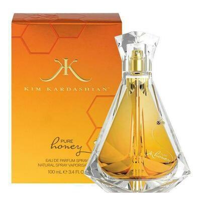 Kim Kardashian Pure Honey Perfume By Kim Kardashian For Women