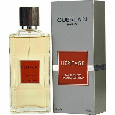 Heritage Cologne By Guerlain For Men