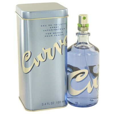 Curve Perfume By Liz Claiborne For Women