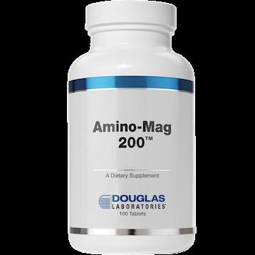 AMINO-MAG 200 100 TABS - DOUGLAS LABS