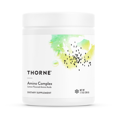 THORNE AMINO COMPLEX POWDER LEMON