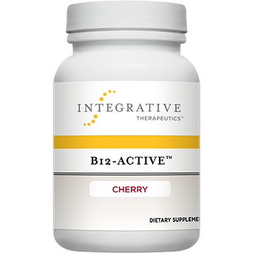 B12-ACTIVE CHERRY CHEWABLE - INTEGRATIVE THERAPEUTICS