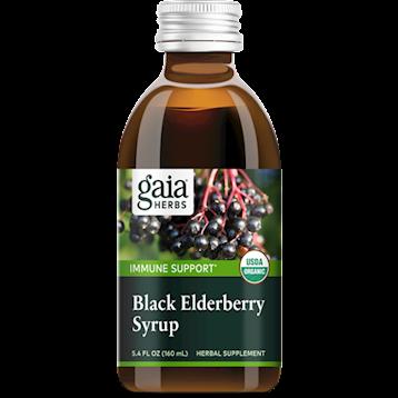 BLACK ELDERBERRY SYRUP - GAIA
