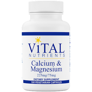 CALCIUM AND MAGNESIUM - VITAL NUTRIENTS