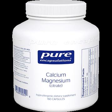 CALCIUM MAGNESIUM - PURE ENCAPSULATIONS