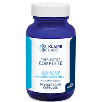 THER-BIOTIC COMPLETE - KLAIRE LABS