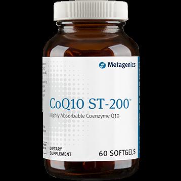 COQ10 ST-200 - METAGENICS