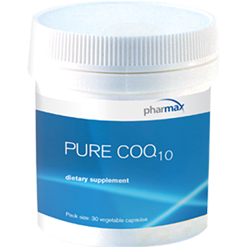 COQ10 120MG - PHARMAX
