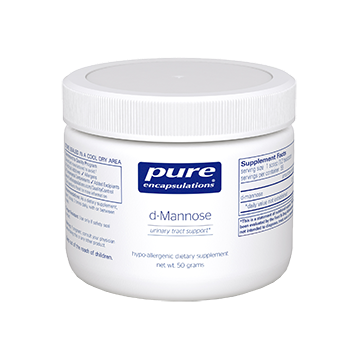 D-MANNOSE POWDER - PURE ENCAPSULATIONS