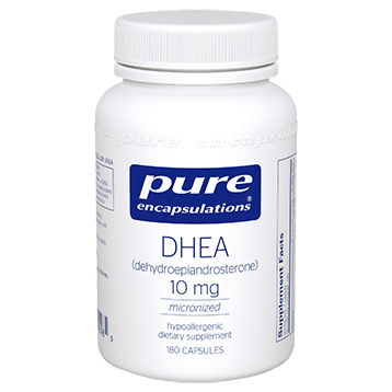 DHEA 10 MG - PURE ENCAPSULATIONS