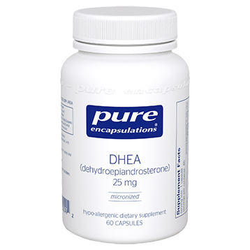 DHEA 25MG - PURE ENCAPSULATIONS