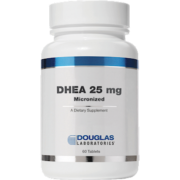 DHEA 25MG - DOUGLAS LABS