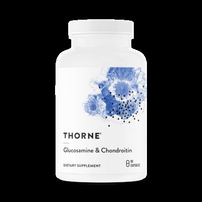 THORNE GLUCOSAMINE & CHONDROITIN