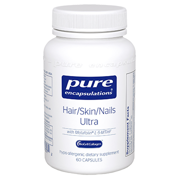 HAIR/SKIN/NAILS ULTRA - PURE ENCAPSULATIONS