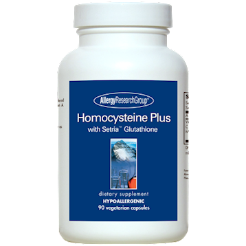 HOMOCYSTEINE PLUS - ALLERGY RESEARCH GROUP