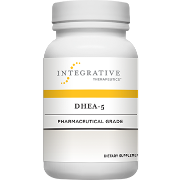 INTEGRATIVE DHEA 5MG - INTEGRATIVE THERAPEUTICS