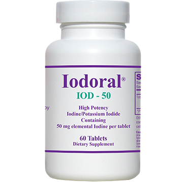IODORAL 50 MG - OPTIMOX