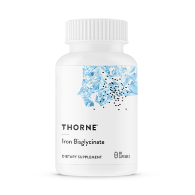 THORNE IRON BISGLYCINATE