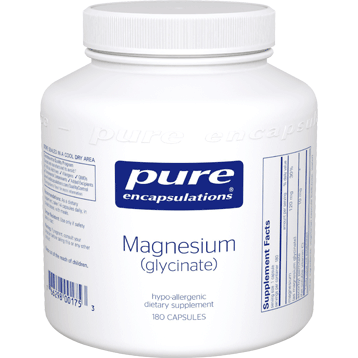 MAGNESIUM (GLYCINATE) - PURE ENCAPSULATIONS