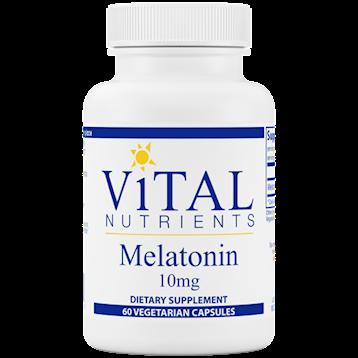 MELATONIN 10 MG - VITAL NUTRIENTS