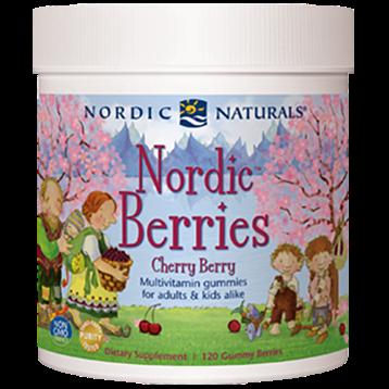 NORDIC BERRIES CHERRY BERRY - NORDIC NATURALS