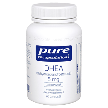 DHEA 5MG - PURE ENCAPSULATIONS