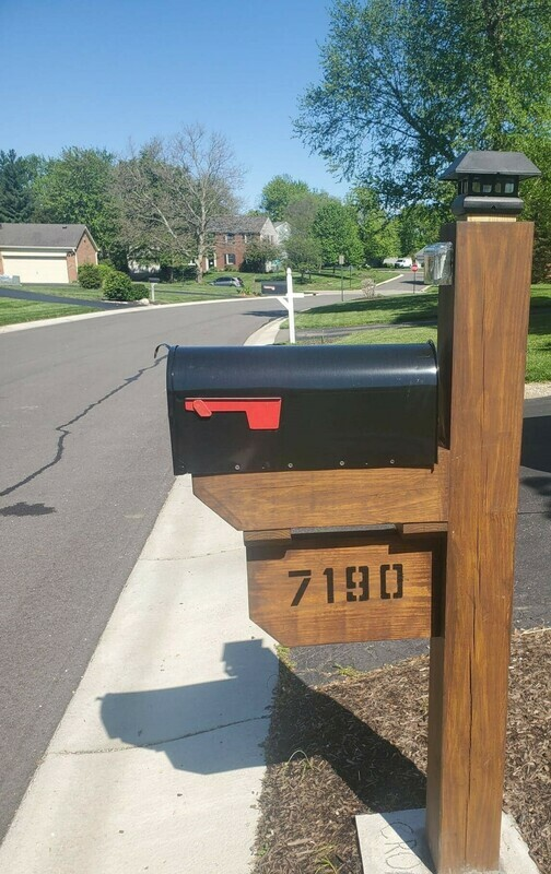 Custom post for mailbox