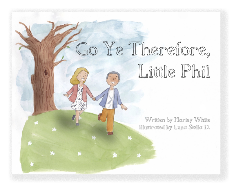 Go Ye Therefore, Little Phil
