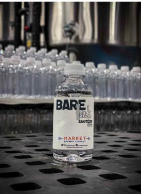 Bare Hands - Hand Sanitizer - 250 ML Bottle