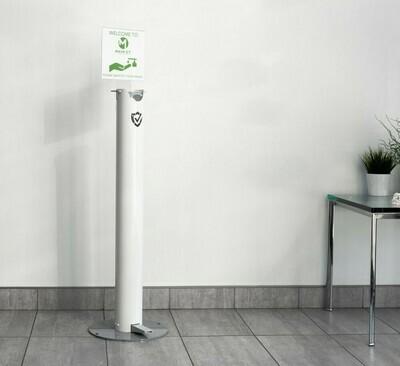 Zero Touch Pedal Dispenser