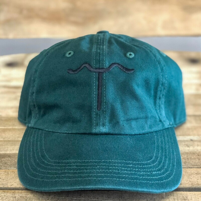 TAR Dad Hat (Dark Green)