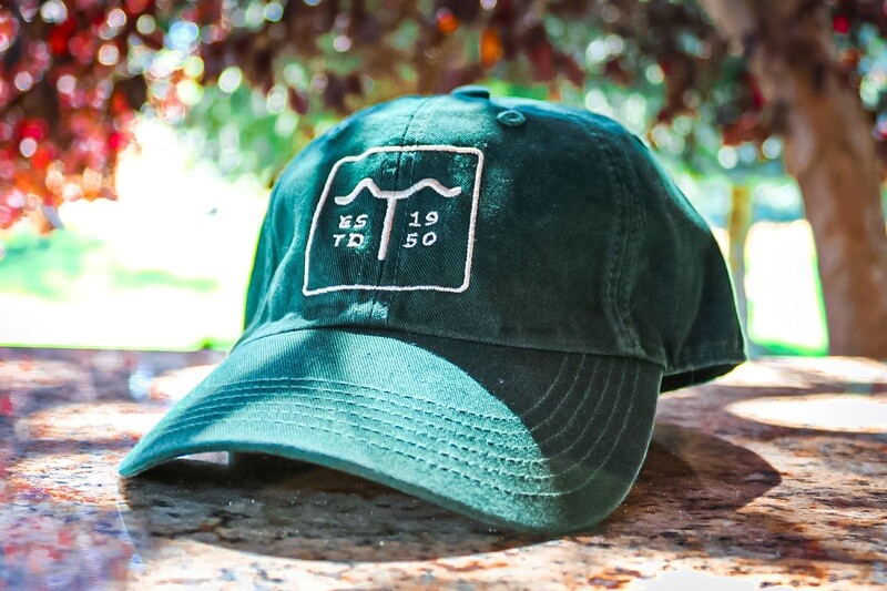 TAR Boxed-Logo Dat Hat (Forest Green)