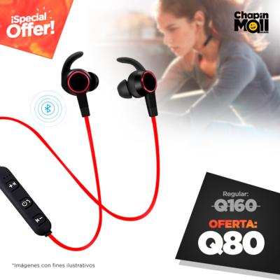 Auriculares Bluetooth Deportivos GM-D2