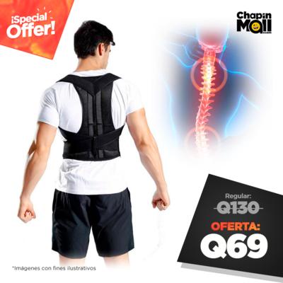 Corrector para Mejorar la Postura de la Espalda Talla L