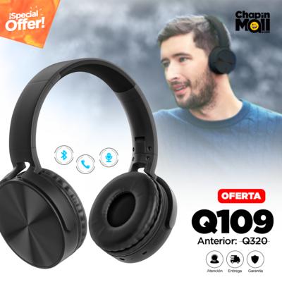 Audífonos Diadema Bluetooth con Micrófono Integrado STN-36