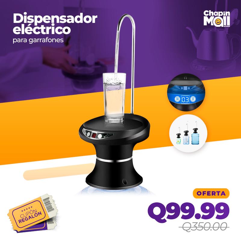 Dispensador Eléctrico para Garrafones de Agua KT-007
