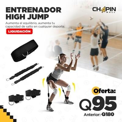 Entrenador de Salto para Piernas Vertical High Jump