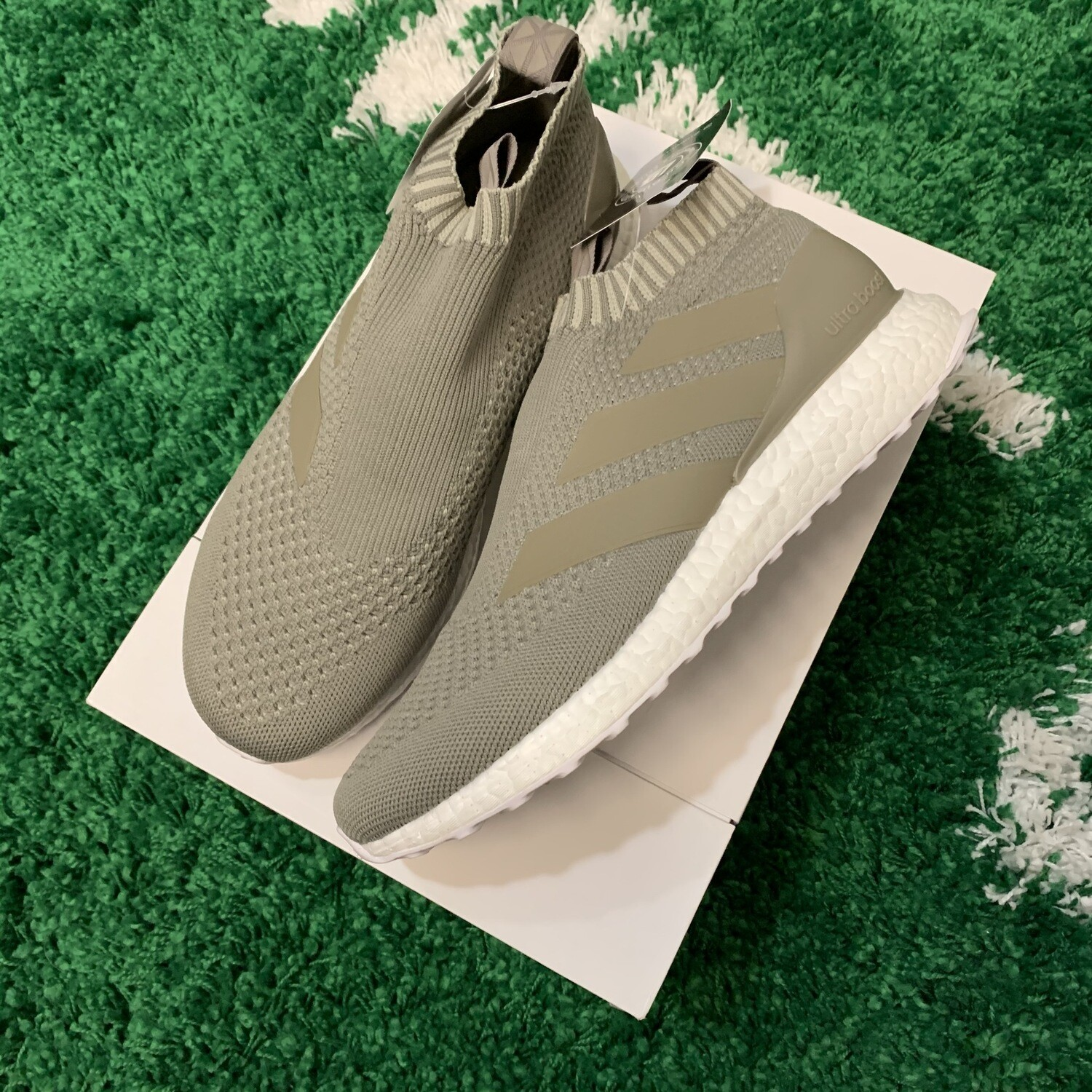 Adidas ACE 16+ Purecontrol Ultra Boost Clay Size 10