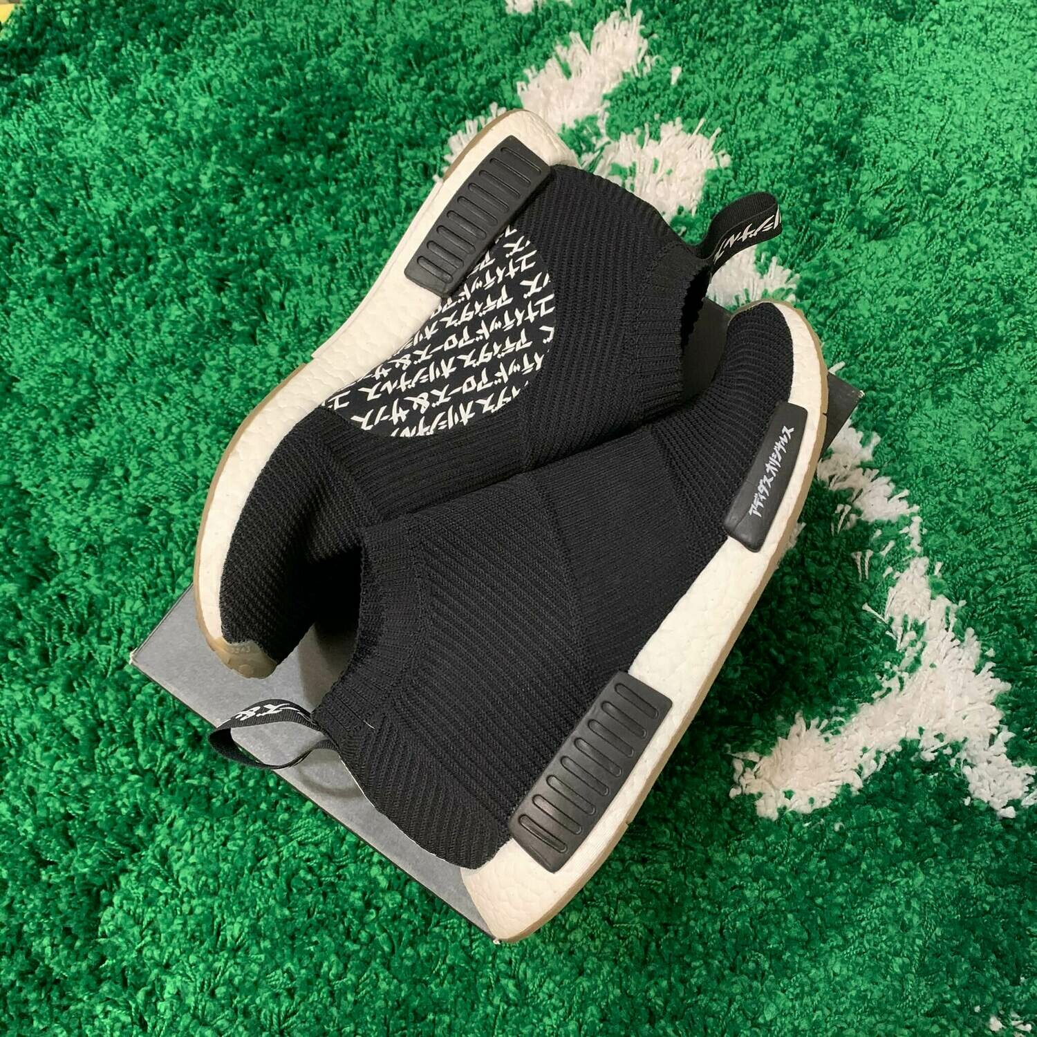 Adidas NMD City Sock United Arrows MikiType Size 11