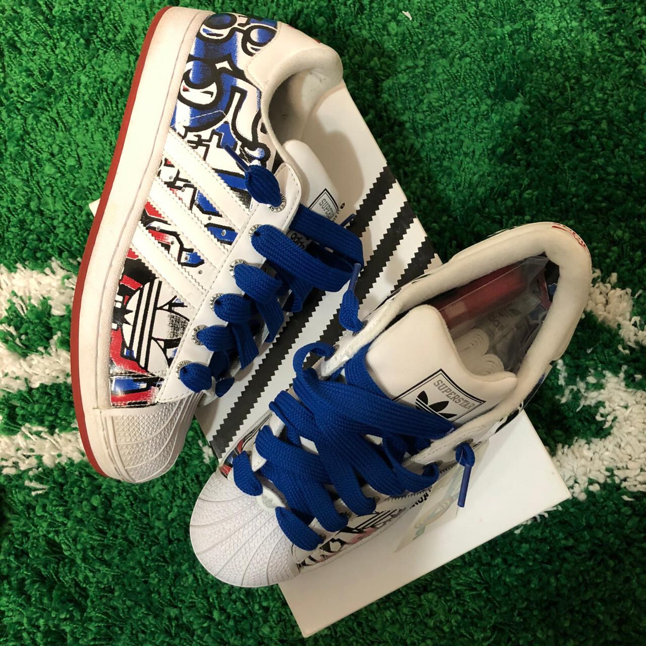 Adidas Superstar 35 Anniversary Size 10