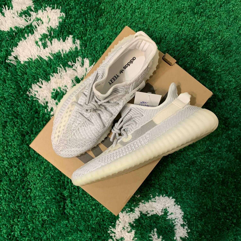 Adidas Yeezy Boost 350 v2 Static Full Reflective Size 10