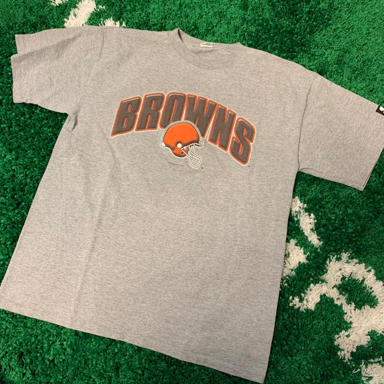 Cleveland Browns Tee 90's Size Large